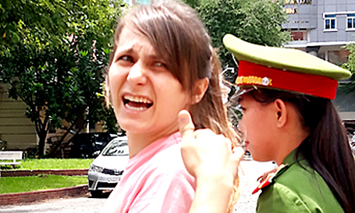 Russian woman jailed three years for running prostitution ring in Saigon