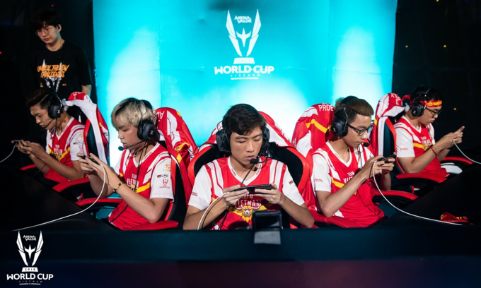 Vietnam wins world video game tournament