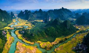 Vietnam's Cao Bang geopark among world's most beautiful