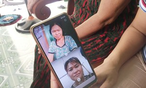 Woman finds family 24 years after being trafficked to China