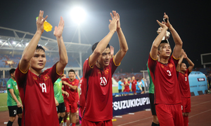 Vietnam to clash familiar opponents in World Cup 2022 qualification round