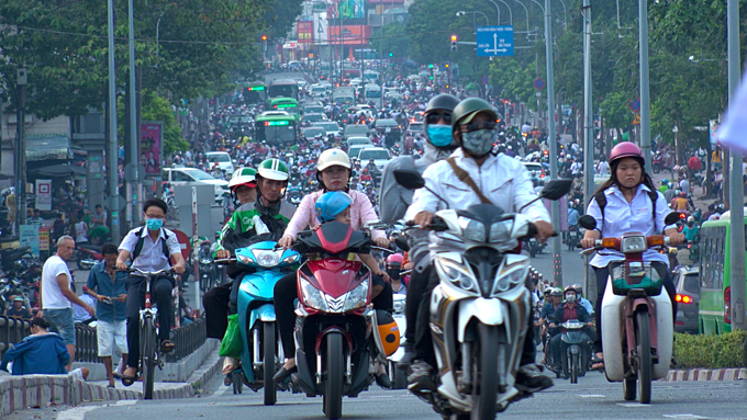 Motorbike market sees an H1 cooling down