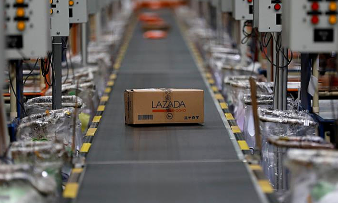 ​Vietnam e-commerce: Lazada user numbers fall, Shopee, Tiki in front