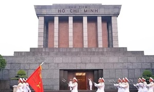Ho Chi Minh's body in 'excellent condition': scientists