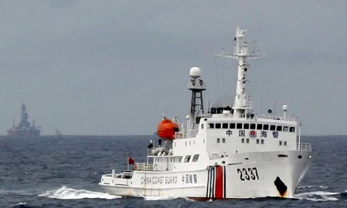 US says China hampering energy activity in South China Sea