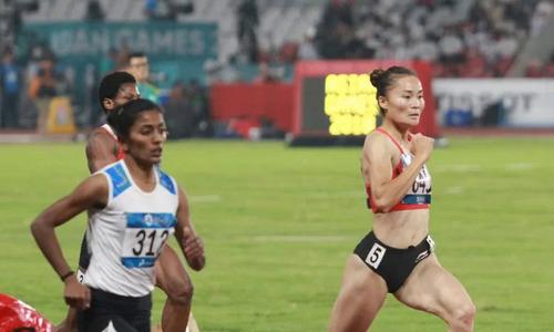 Vietnam's Lan gets Asiad gold after Bahraini winner fails dope test