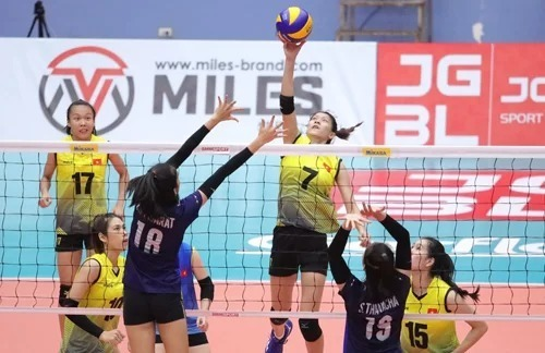 Vietnam win Asian U23 women's volleyball bronze