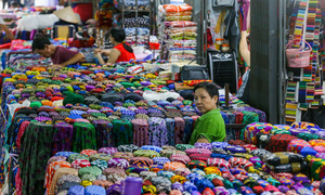 For many Chinese Vietnamese, textile business is the fabric of life