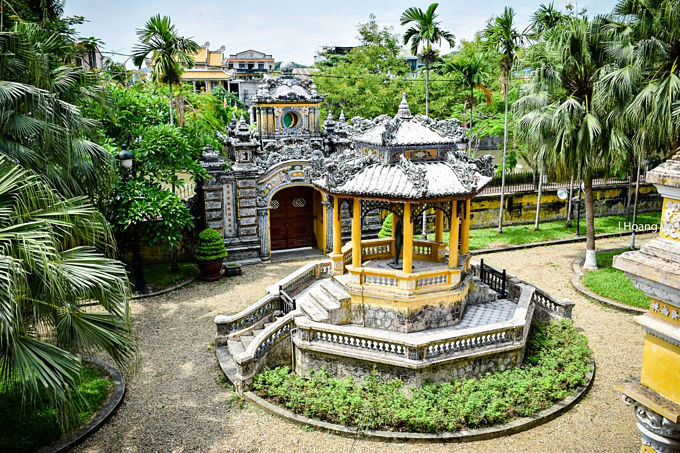 Palatial birthplace of  Vietnam's last king carries multiple influences - 2