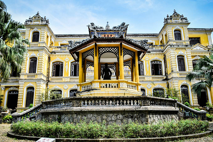Palatial birthplace of  Vietnam's last king carries multiple influences - 3