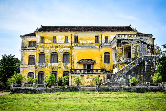 Palatial birthplace of  Vietnam's last king carries multiple influences - 8