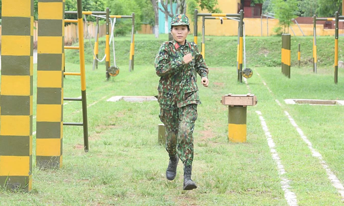Vietnamese soldiers train for Army Games 2019 - 8