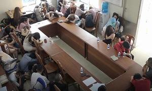 Saigon bar raid nets hundreds of drug users