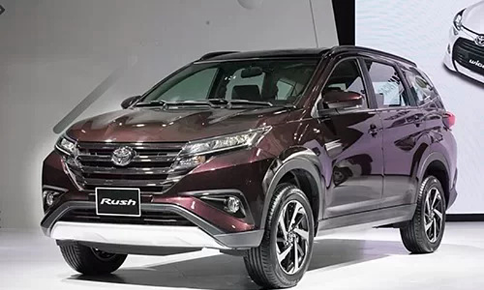 Toyota Vietnam recalls nearly 1,600 cars with airbag faults