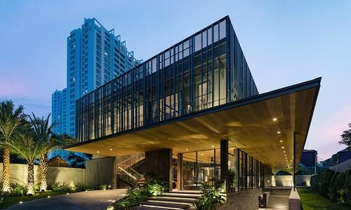 Vietnam home to three of world's 50 best houses