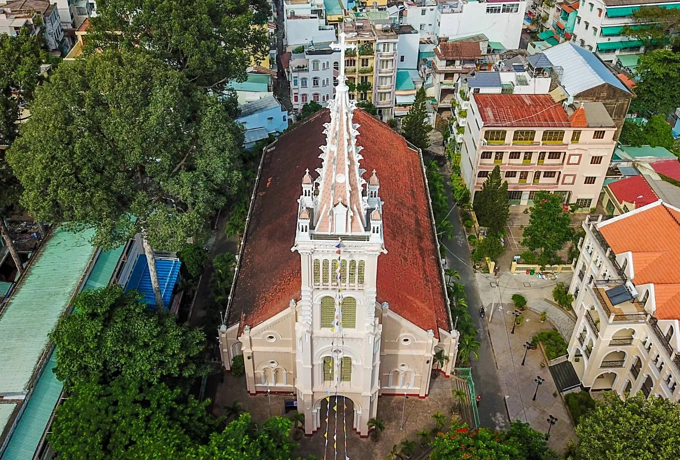 3. More than a historical monument, centuries-old Saigon church defies time (unedited)