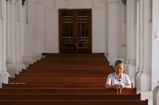 3. More than a historical monument, centuries-old Saigon church defies time (unedited) - 10