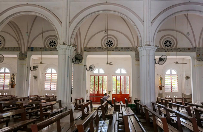 3. More than a historical monument, centuries-old Saigon church defies time (unedited) - 5