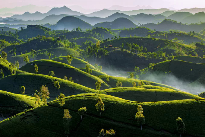 Top 10 pictures from Vietnam from above 2019 take your breath away - 4