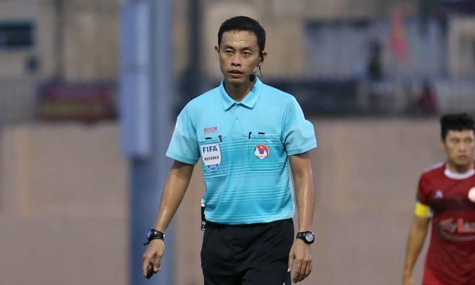 Vietnam's Lan becomes FIFA elite referee