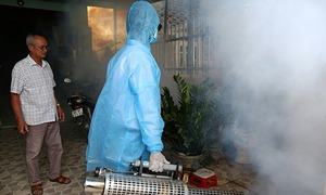 Vietnam health ministry steps up anti-dengue campaign