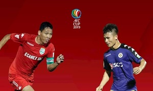 AFC Cup: Full house expected as Vietnamese clubs clash in ASEAN zone final