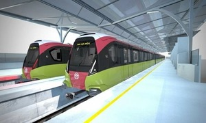 First train for second Hanoi metro to arrive next March