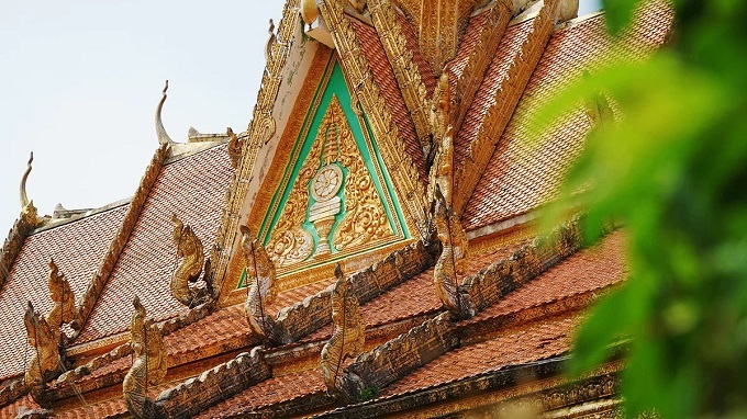 An Giang's 140-year-old Khmer pagoda - 1