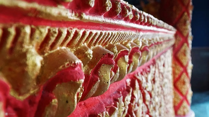 An Giang's 140-year-old Khmer pagoda - 3