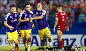 AFC Cup: Hanoi FC beat Binh Duong in first leg of ASEAN zone final