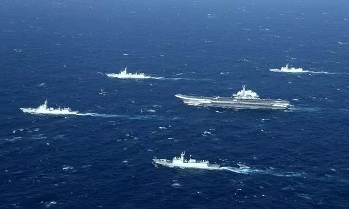 US senators slam China for South China Sea 'coercion'