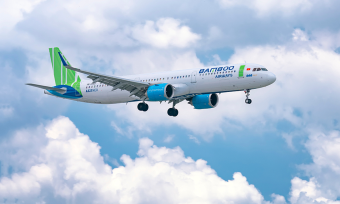 Bamboo Airways expects profit from direct Vietnam-US flights