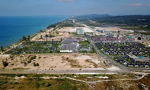 Province wants Phu Quoc named economic zone