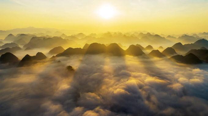 Northern Vietnam valley unrolls its golden carpet - 5