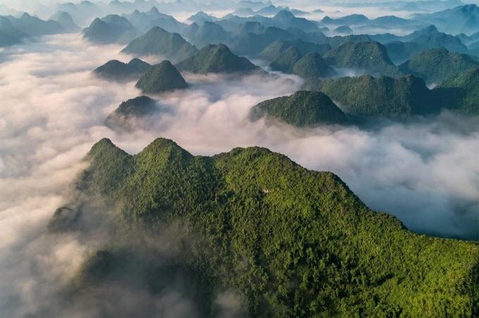 Northern Vietnam valley unrolls its golden carpet - 6