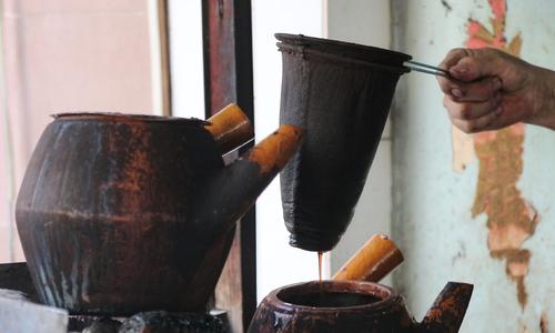 Drumming up a unique coffee roast in Saigon