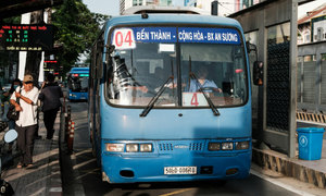 Bus subsidies cost HCMC $21 mln