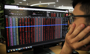 VN-Index plunges to four-month low