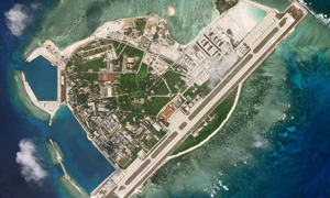 China to hold illegal military drills in South China Sea amid rising tensions
