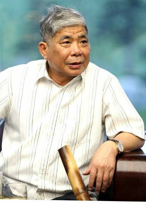 Le Thanh Than, chairman of Muong Thanh Group, is being investigated for deceiving customers. Photo acquired by VnExpress.