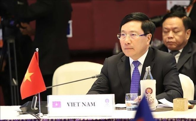 Vietnam's comments on Chinese transgressions 'inspiring': foreign expert