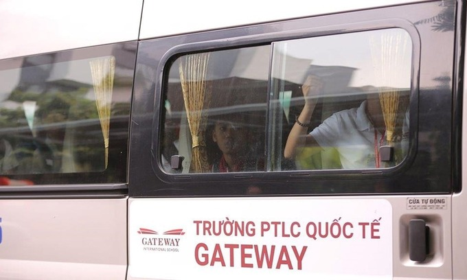 Police open criminal probe into first grader's death in Hanoi school bus