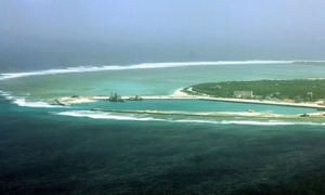 China's military drills near Paracel Islands illegal, Vietnam asserts