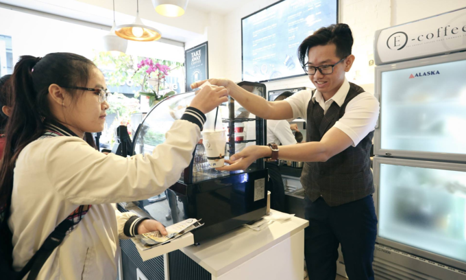 Coffee giant Trung Nguyen opens new franchise