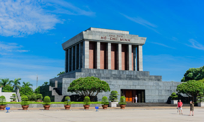 Ho Chi Minh Mausoleum to reopen after annual repairs