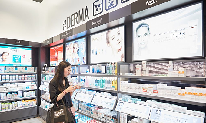 Affluence, e-commerce make Vietnam a lucrative cosmetics market