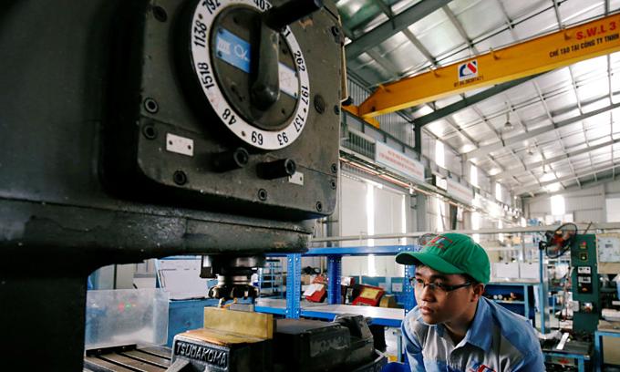 Labor productivity lowest in domestic private sector