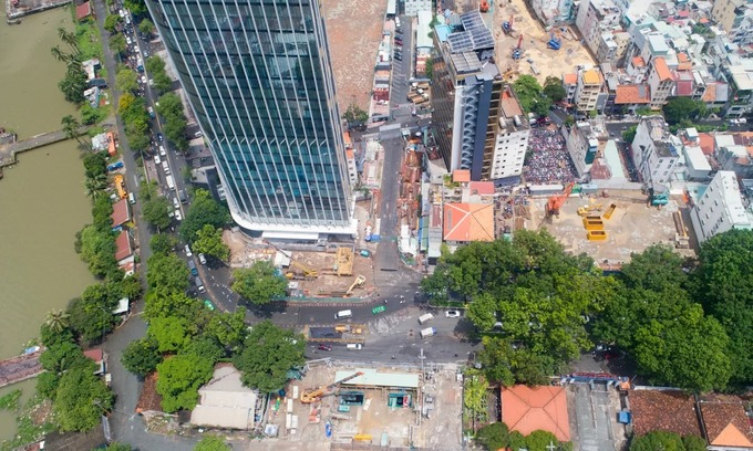 Saigon woefully short of greenery, senior officials admit