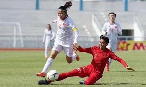 Vietnam in women's AFF Cup semifinals early after big win over Indonesia