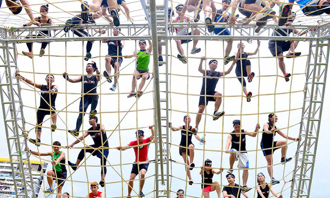 Vietnam to host world's biggest obstacle race in 2020